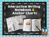 Writing Anchor Charts and Interactive Notebook Pages