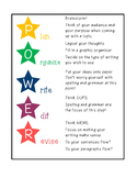 Writing Anchor Charts and Pre-write FREEBIE