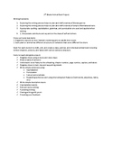 Writing Animal Project Lesson Plan Map (2nd grade standards)