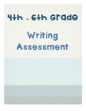 Writing Assesement