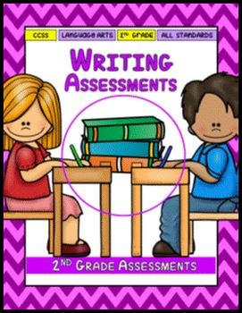 Writing Assessments 2nd Grade