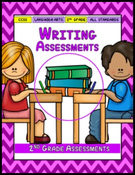 Writing Assessments 2nd Grade