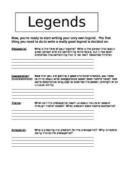 How do you write a legend accounting writing websites