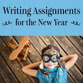 Writing Assignments For The New Year