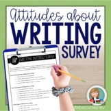 Writing Attitudes Survey