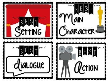 Writing Awards (Superlatives) for Peer-to-Peer Feedback