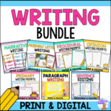 Writing Bundle (Narrative, Procedural, Opinion, Friendly L