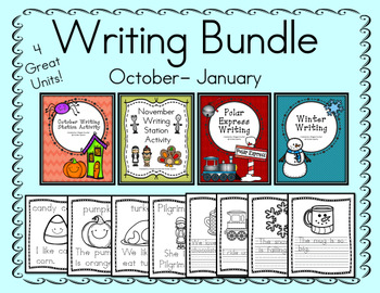 Writing BUNDLE- Oct.-Jan.