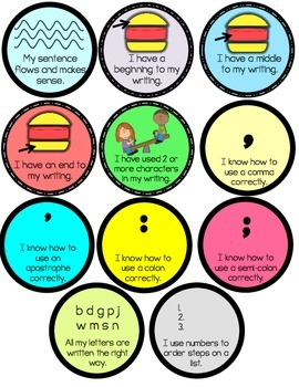 Writing Badges - Gamification for Writing
