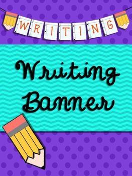 Writing Banner