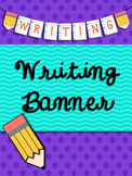 Writing Banner