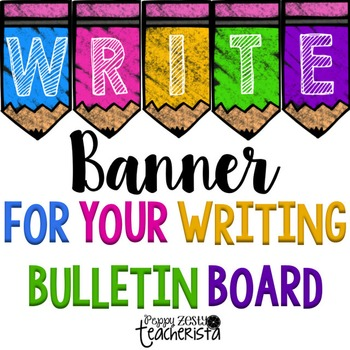 Writing Banner [FREE]