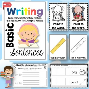 emergent writing activities