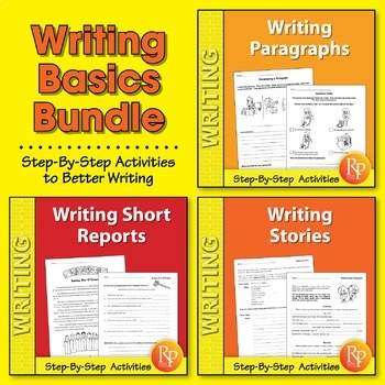 Writing Basics {Bundle}