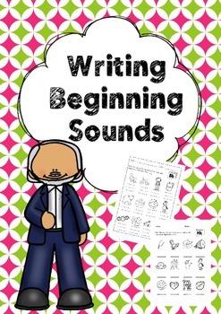 Writing Beginning Sounds