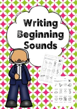 Writing Beginning Sounds