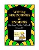 Writing Beginnings and Endings