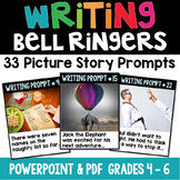 Picture Writing Prompt Bell Ringers