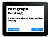 Writing Better Paragraphs Interactive