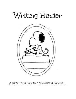 Writing Binder