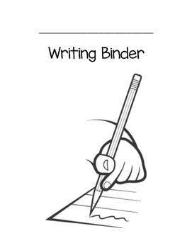 Writing Binder/Folder