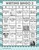 Writing Bingo Bundle