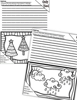 Writing Block Activities for Young Learners