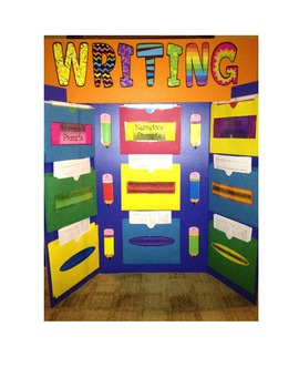 Writing Board for Common Core