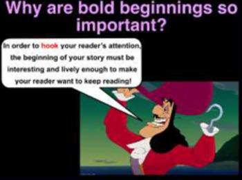 Writing Bold Beginnings