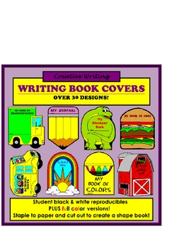 Writing Book Covers