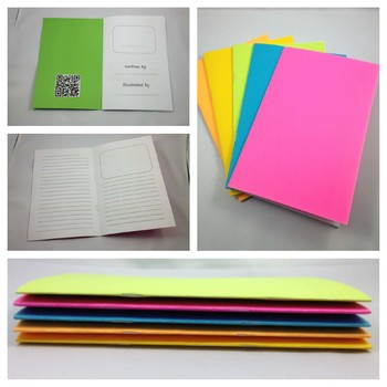 Writing Booklet Pages- Student Writing - Upper Grade