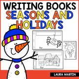 Writing Booklets-Seasons and Holidays
