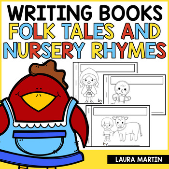 Writing Booklets-Tales and Rhymes