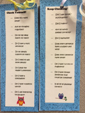 Writing Bookmarks