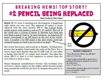 Writing Breaking News Stories Examples and Templates Provided