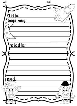 Writing Buddies