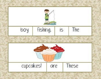 Writing: Build a Sentence K-2