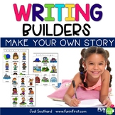 Writing Builders - Make Your Own Story - Distance Learning