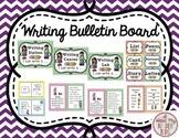 Writing Bulletin Board In Chevron