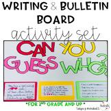 Writing Bulletin Board and Activity Set