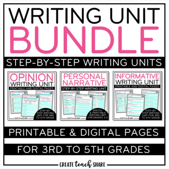 Writing Bundle