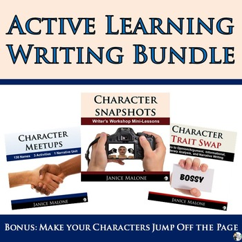 Writing Bundle: Active Learning