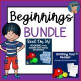 Writing Bundle: Beginnings For Writing