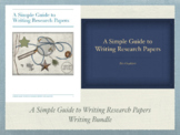 Writing Bundle - Ebook and Powerpoint