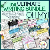 Writing Bundle-Essay, Argument, Creative and Informational Writing