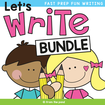 Writing Prompts and Papers {Activities for Writing}