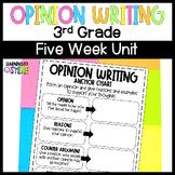 Writing Bundle   Opinion Writing Unit   2nd-4th Grade