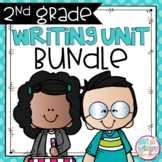 Writing Bundle: Personal Narrative, Informational, Opinion & Fiction 2ND GRADE