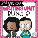 Writing Bundle: Personal Narrative, Informational, Opinion & Fiction Narrative