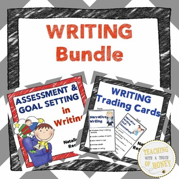 Goal Setting For Students | Writing | Assessment | Reflection | BUNDLE